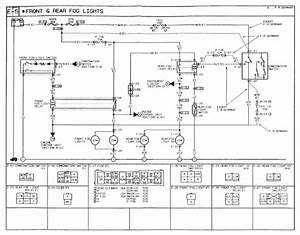 Needed  Factory Oem Fog Light Wiring Diagram