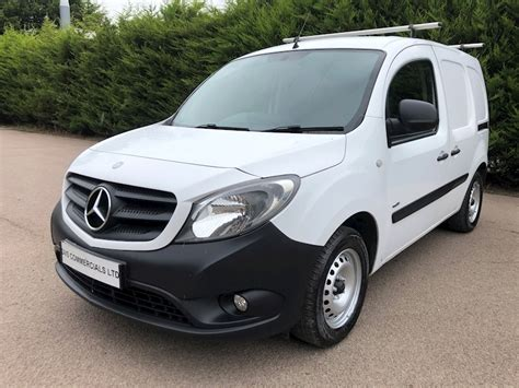 What's the mercedes vito load area like? Used 2014 Mercedes-Benz Citan 109 1.5 CDi 90bhp Blue efficiency LWB PANEL VAN For Sale (U1185)   DVS