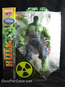 Marvel Select Hulk Unleashed