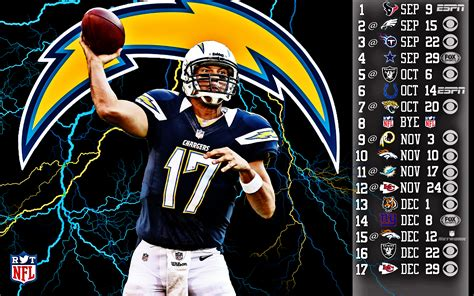 2013 San Diego Chargers Football Nfl Wallpaper