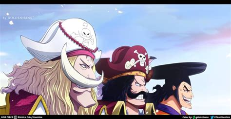 You can also upload and share your favorite breaking bad 4k wallpapers. One Piece cap. 964 // Shirohige, Roger y Oden. by goldenhans on DeviantArt   One piece anime ...