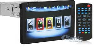 power acoustik pd 931nb 9 3 quot lcd inteq bluetooth car stereo