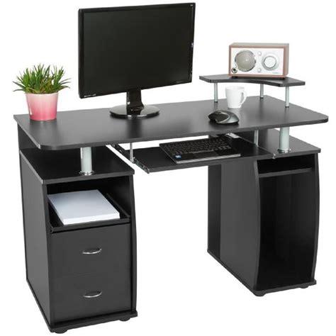 bureau meuble bureau informatique multimédia meuble de bureau pour
