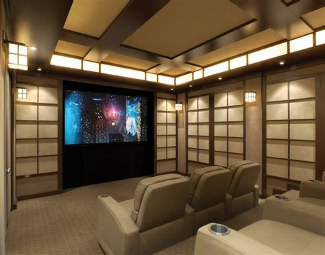 love the of this tea room home cinema created by cinema design group home