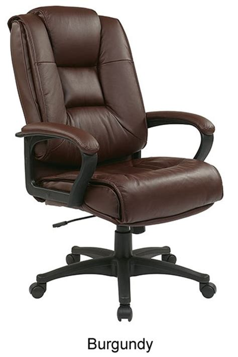 office ex5162 executive leather computer chair on sale