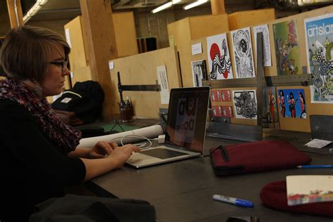 A Day In The Life Of A Graphic Design Student At Rrc