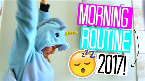 Morning Routine 2017 *winter Edition*  Youtube
