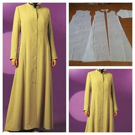gamis pattern gamis for womens sewing patern pola baju n pecah pola
