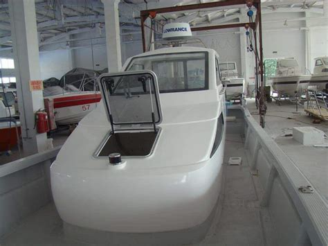Panga Boat With Cabin by Pilothouse Boats Affordable Panga Boats