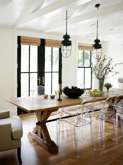 rustic meets refined  ways  add farmhouse style hgtv