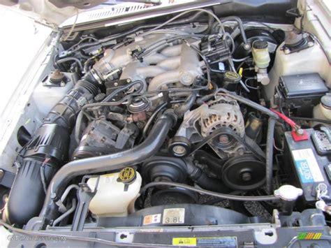 2002 Ford Mustang V6 Convertible 3.8 Liter Ohv 12-valve V6