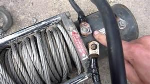 Warn Winch M15000 Wiring Diagram