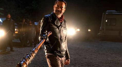 'the Walking Dead' Season 8 Will Feature Negan Dropping F