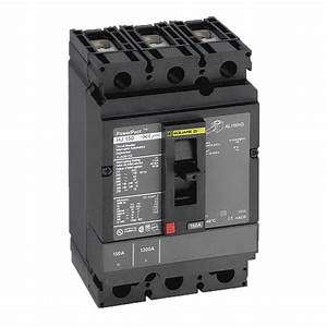 Schneider Electric    Square D Hgl36070 Powerpact U00ae Molded