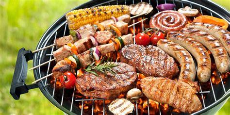 cuisine actuelle fr mixed grill au barbecue recettes femme actuelle