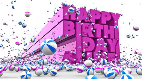 Birthday Card Background 3d by Happy Birthday 3d Effect Birthday 3d Greetings Cards
