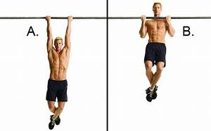 Pull Ups and Chin Ups Marcels Total Fitness & Athletics