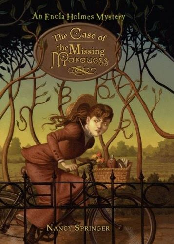 booktalk  review  case   missing marquess