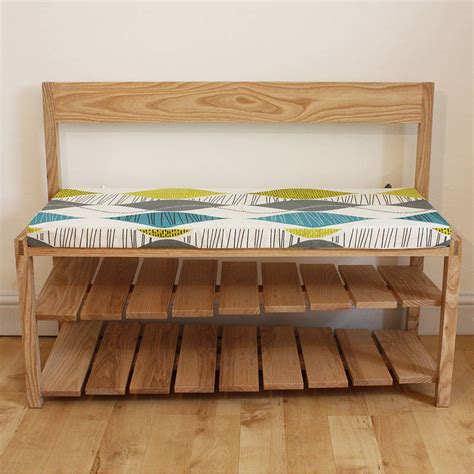 shoe rack bench bench with shoe storage by a b furniture