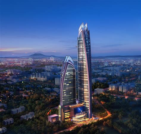 largest construction company erect africas tallest building