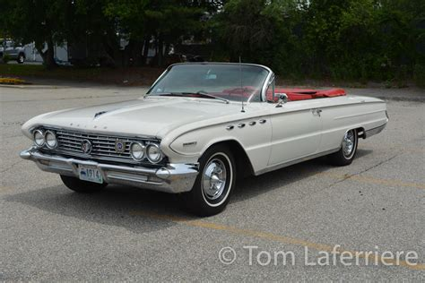 1961 Buick Electra 225 Convertible- Offered By Laferriere