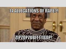 Top Twenty Twitter Responses to Bill Cosby's