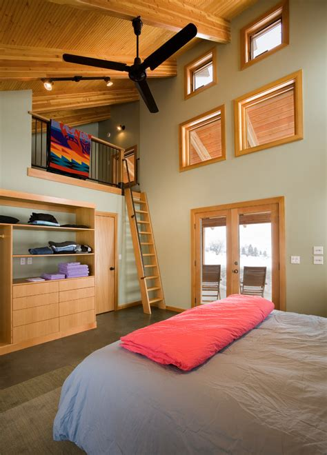 Bedroom Ideas Loft by Magnificent Loft Ladder Decorating Ideas For Bedroom