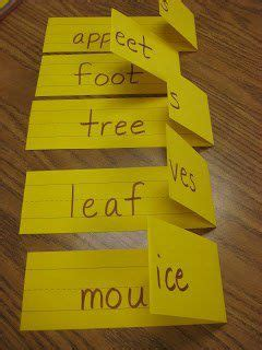 compound words nouns verbs adjectives contractions
