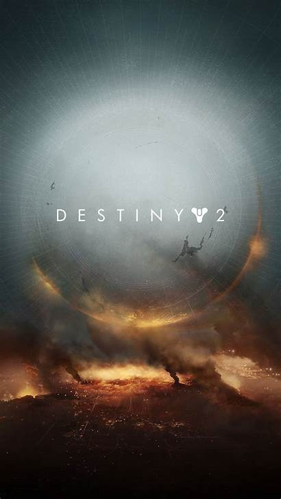 Destiny 4k Phone Wallpapers Poster Iphone E3