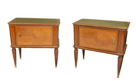 mid century bedside ls 2 italian mid century modern bedside cabinets summer