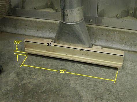 Dust Collector Floor Sweep by Dust Collector Floor Sweep Adaptor