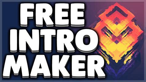 free intro how to make an intro free easy tutorial 2015 doovi