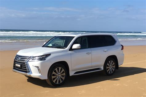 2018 Lexus Lx 570 Review  Car Review Central