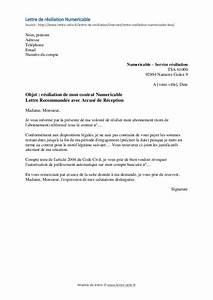 Résiliation Contrat Assurance Voiture : exemple de courrier de resiliation de contrat ~ Gottalentnigeria.com Avis de Voitures