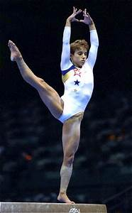 The courage to soar to great heights is by Kerri Strug ...
