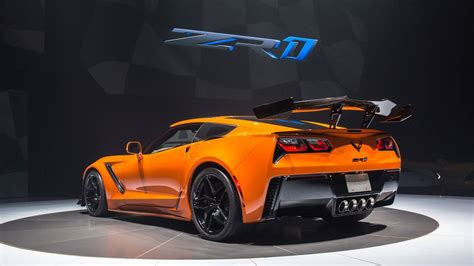 The 2019 Chevrolet Corvette Zr1 Will Try For A Sub-7