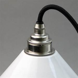 E27 Fassung Metall : vintage metall lampenschirm wei f r e27 fassung 22 95 ~ Orissabook.com Haus und Dekorationen