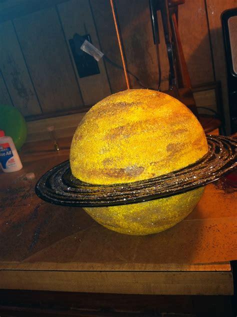 blazes model  saturn solar system projects  kids