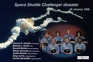 Space Shuttle Challenger disaster – Intense Apex Alpha Male
