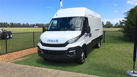 iveco daily review quick drive caradvice