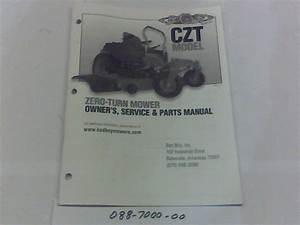 Bad Boy Mower Parts - 088-7000-00