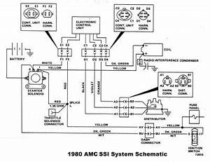 duraspark for the fi install page 2 With 1973 amc javelin wiring diagram further ford starting system wiring