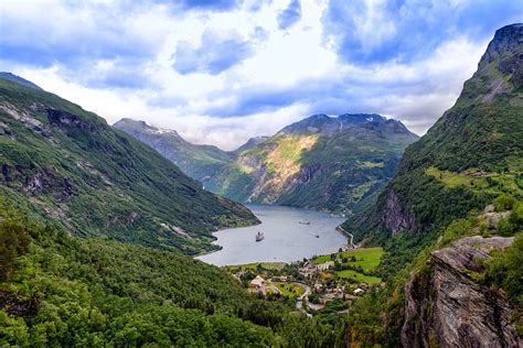 Fjord Locations by Geirangerfjord Wikipedia