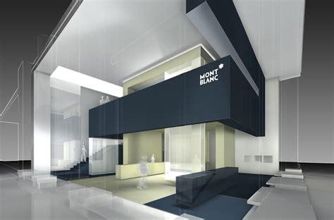 boutique mont blanc montblanc store new york city dfz architekten