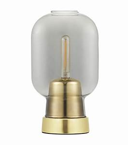 amp brass normann copenhagen table lamp milia shop With 5 amp table lamp