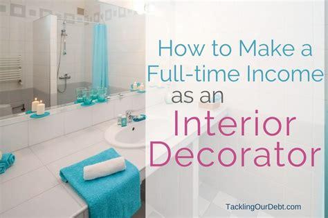 small business idea   interior decorator