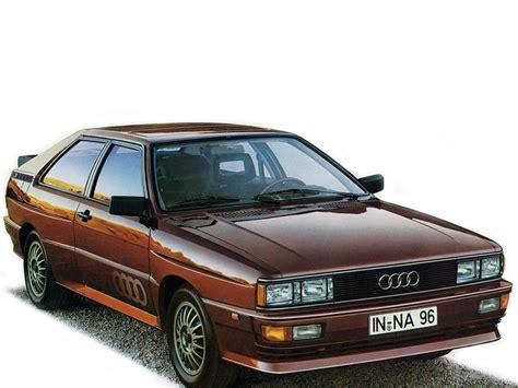 Audi Quattro 1980 1987 Audi Quattro 1980 1987 Photo 17