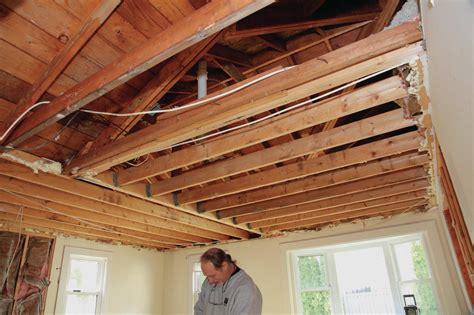 fixing faulty roof framing jlc