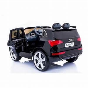 Voiture Electrique Bebe Audi : bebe voiture 2 places doccas voiture ~ Dallasstarsshop.com Idées de Décoration