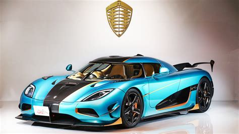 Koenigsegg Agera R Wallpapers
